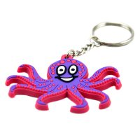 Custom-Design-2D-Soft-PVC-Keychain-For-Wedding-Party